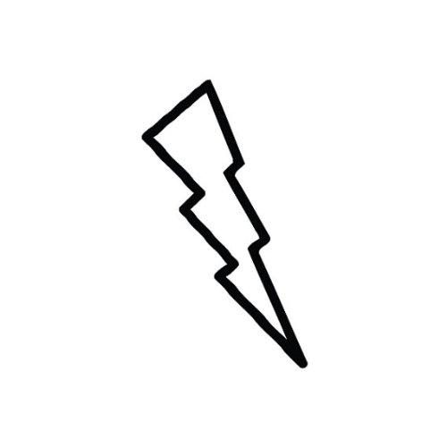 Harry Potter Lightning Bolt - ClipArt Best