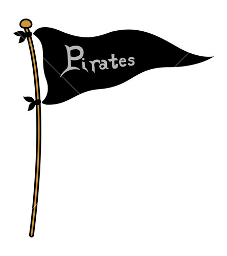 clipart pirate flag - photo #37