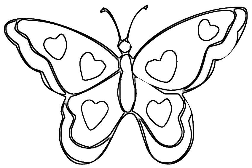 heart and star coloring pages | coloring pages of stars and hearts coloring - Coolage.net ...