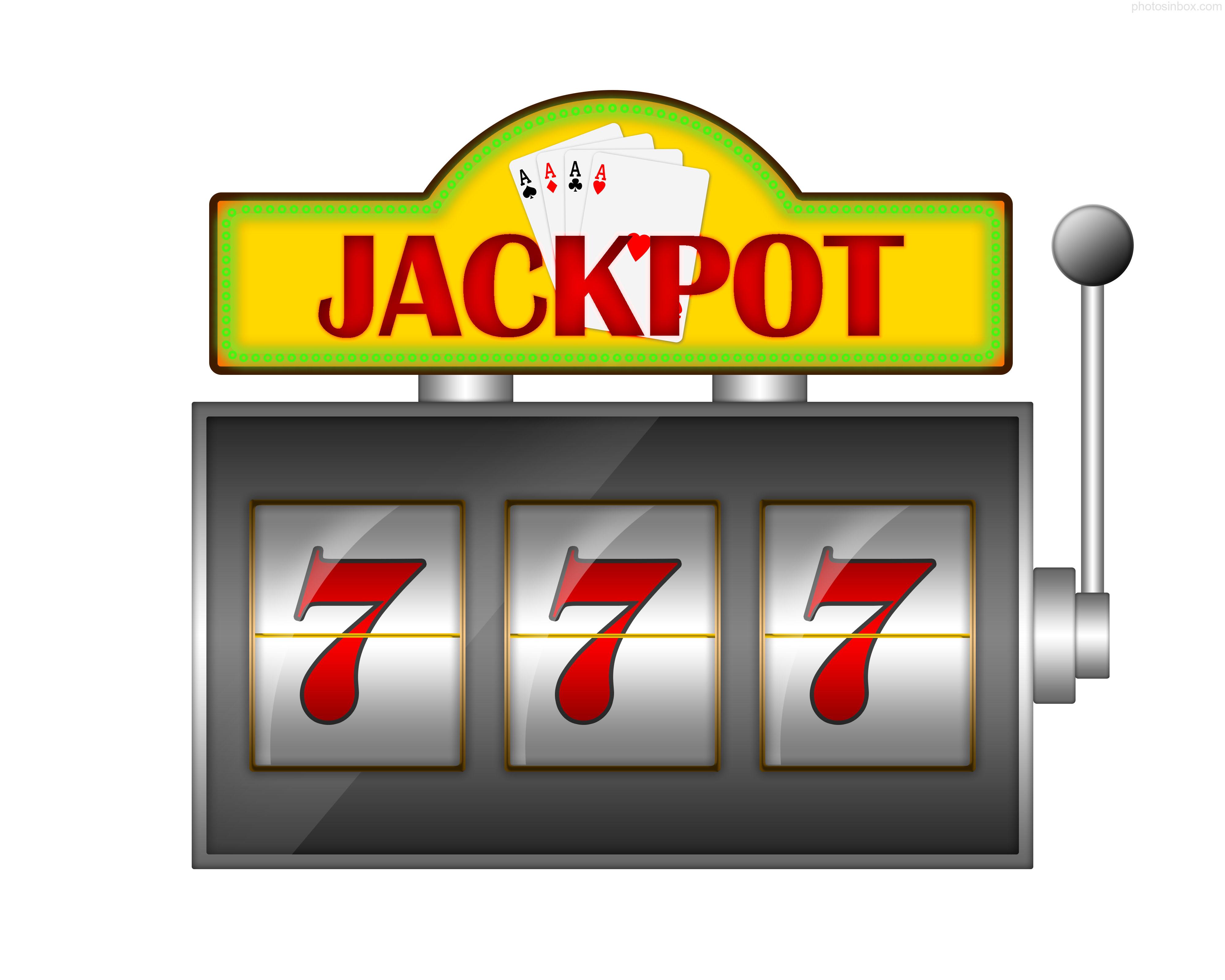 Video Slot Machines Clip Art
