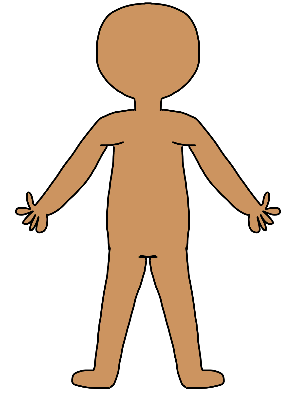 Body clipart boy's, Body boy's Transparent FREE for download on  WebStockReview 2020