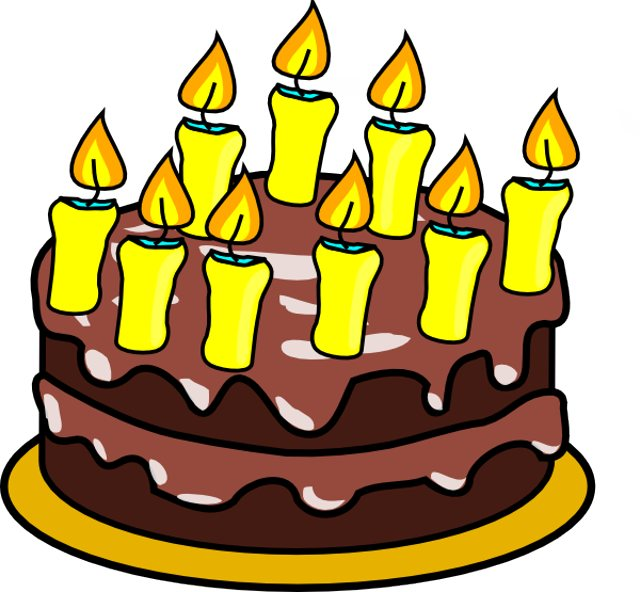 Animated Happy Birthday Clipart - ClipArt Best