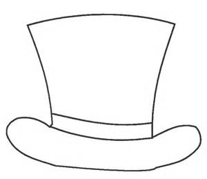tophat coloring pages - photo#14