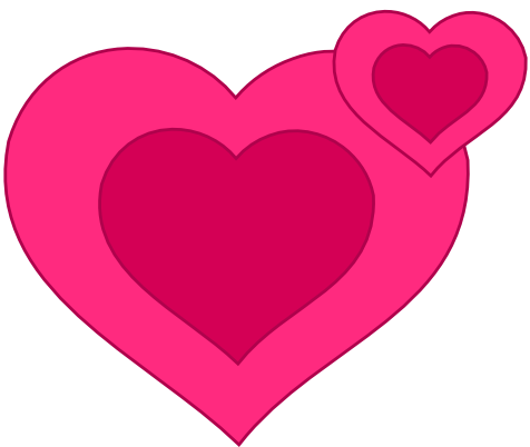 Pictures Of Little Hearts - ClipArt Best