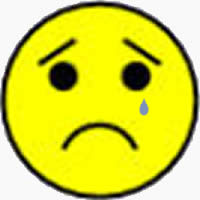sad smiley face with tear   Free cliparts that you can download to    Frowny Face With Tear