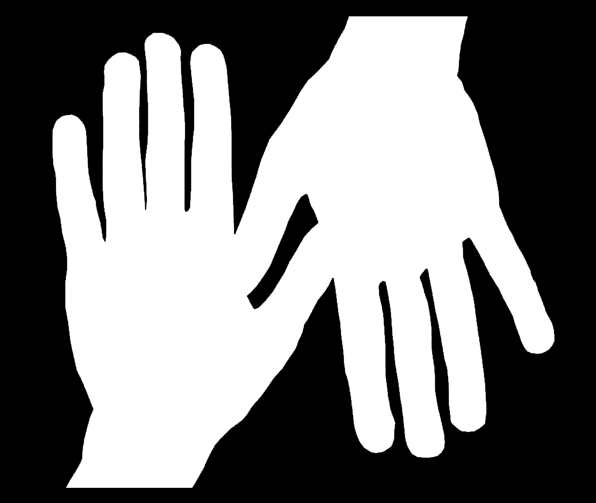 38 printable hand template . Free cliparts that you can download to ...