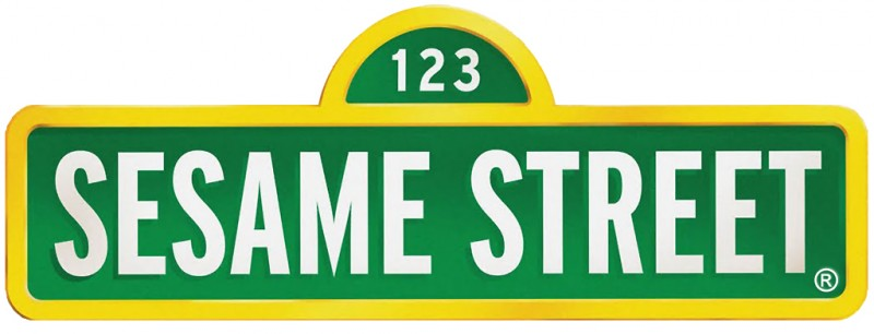 Sesame Street Logo Template - ClipArt Best