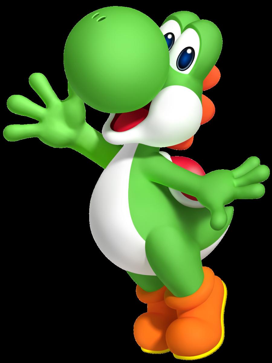 Yoshi Mario Kart - ClipArt Best
