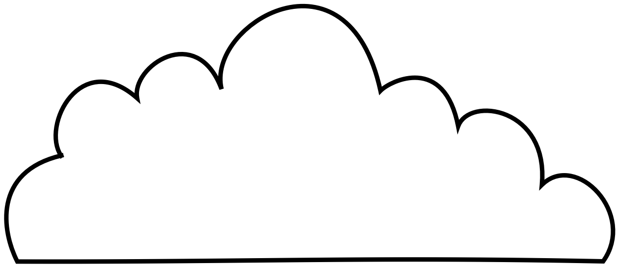 templates of clouds clipart best free clip art images for columbus day free clip art images halloween