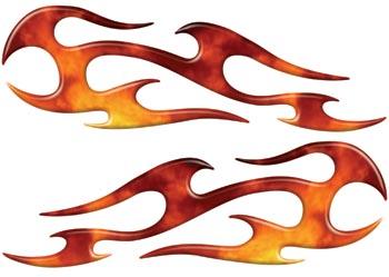 Tribal Fire Clipart Best