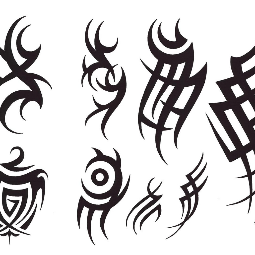Tribal Tattoos And Their Meanings Cool Designs ClipArt Best