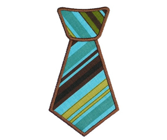 Free Bow Tie Embroidery Design