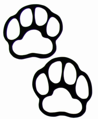 bear paw prints - ClipArt Best - ClipArt Best