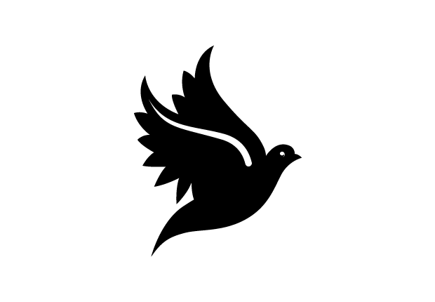 Dove | Iconify. - ClipArt Best - ClipArt Best