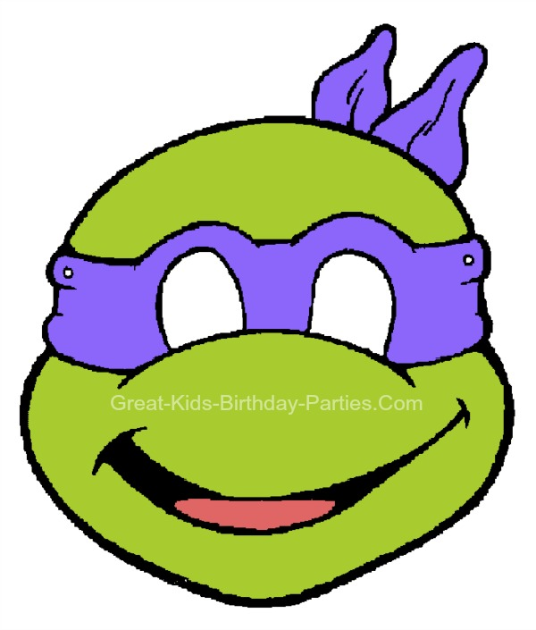 ninja turtle clip art free - photo #7