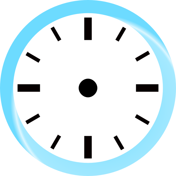 38 analog clock face template . Free cliparts that you can download to ...