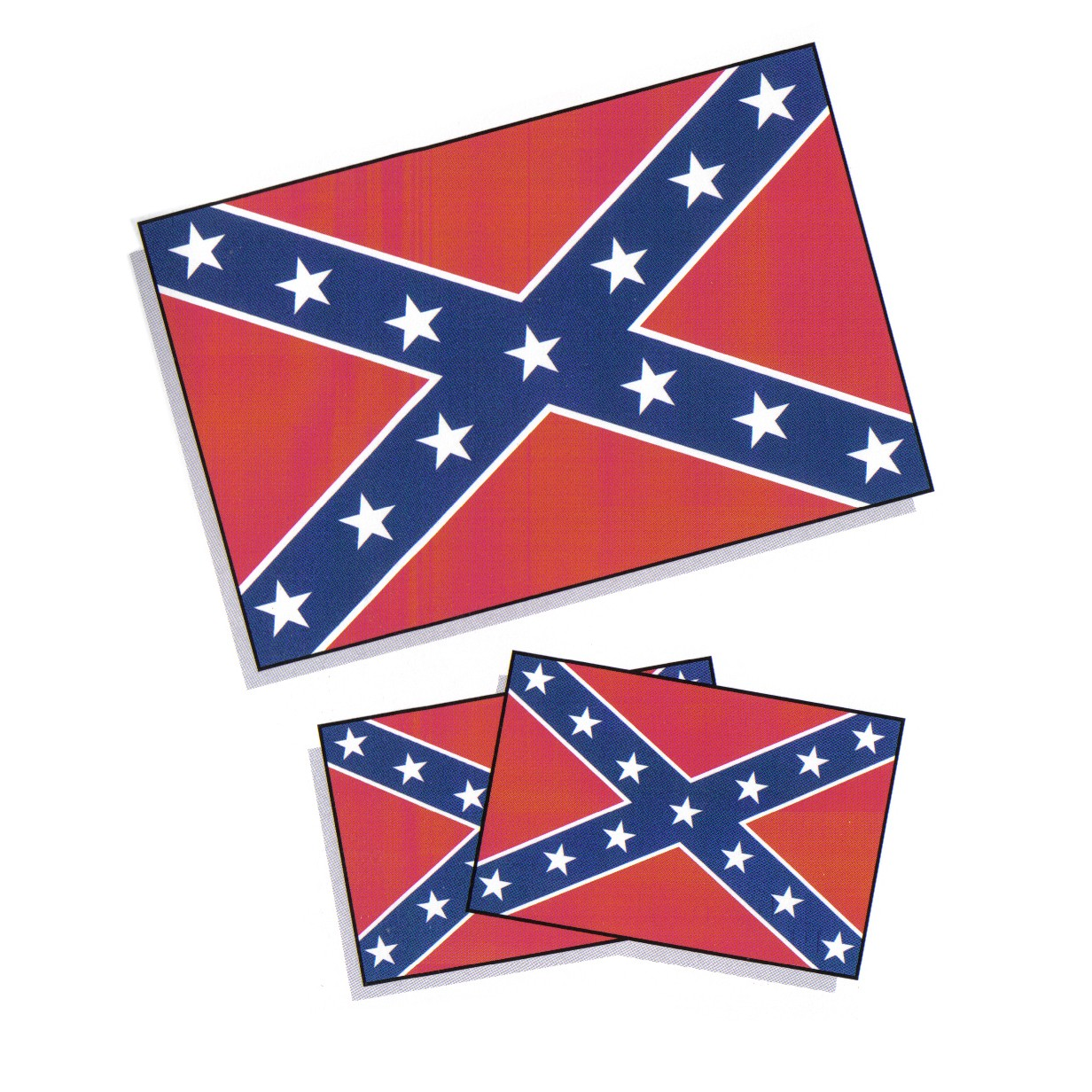 confederate flag temporary tattoos clipart best