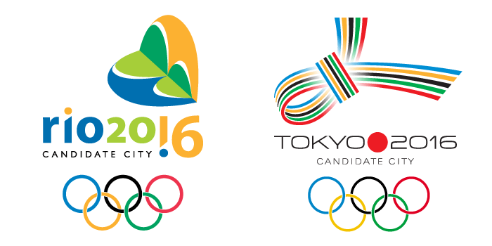 Race for the 2016 Olympics: idsgn (a design blog)