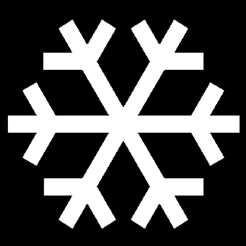 Snowflake Icon - ClipArt Best