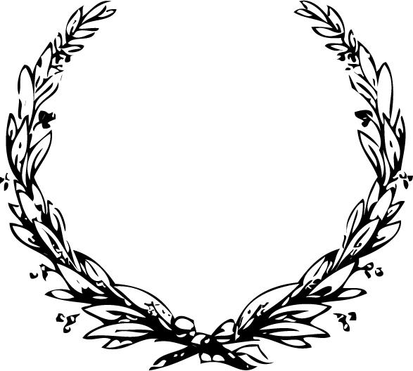 Laurel Wreath Tattoo - ClipArt Best