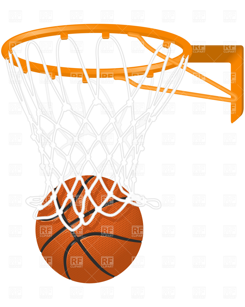 basketball net clipart free - photo #29