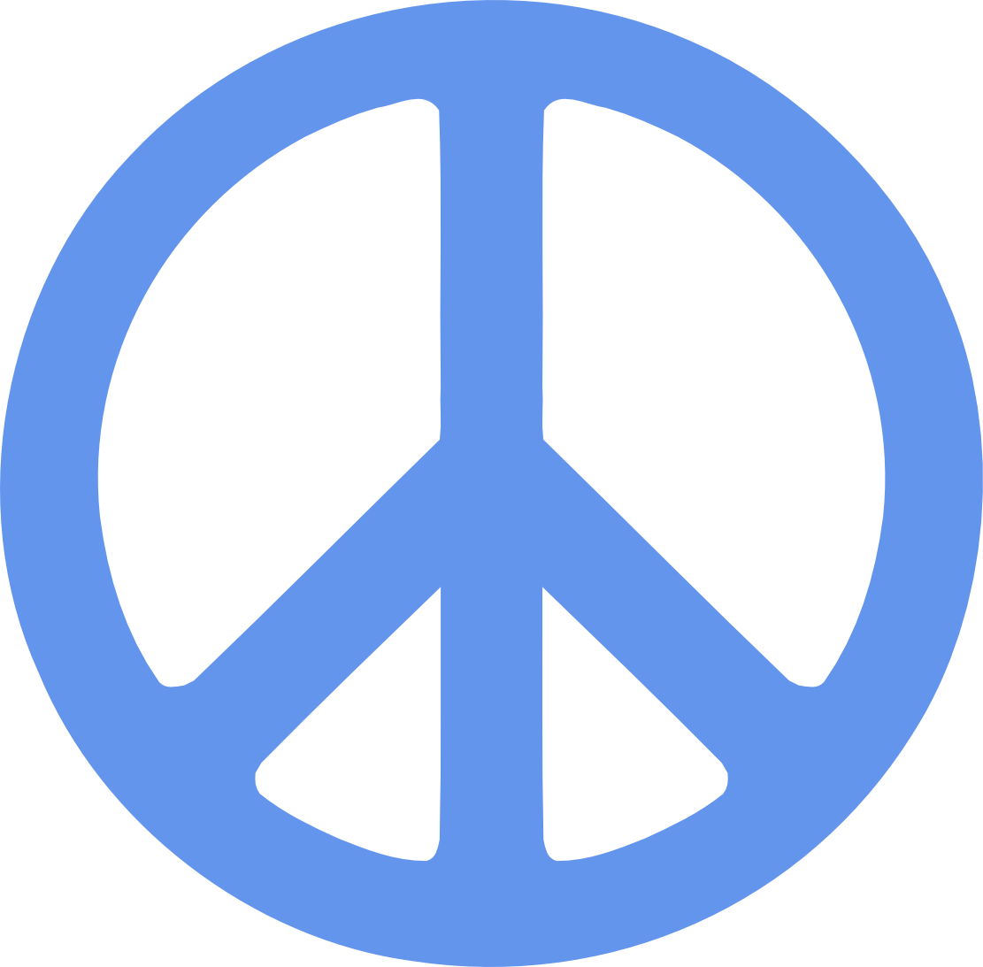 Clipart On Peace