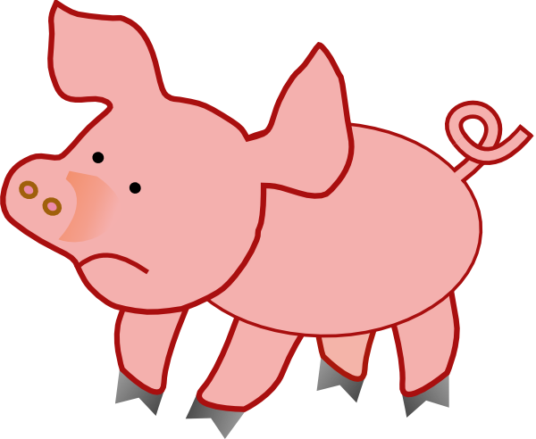 Clip Art For Pig Roast