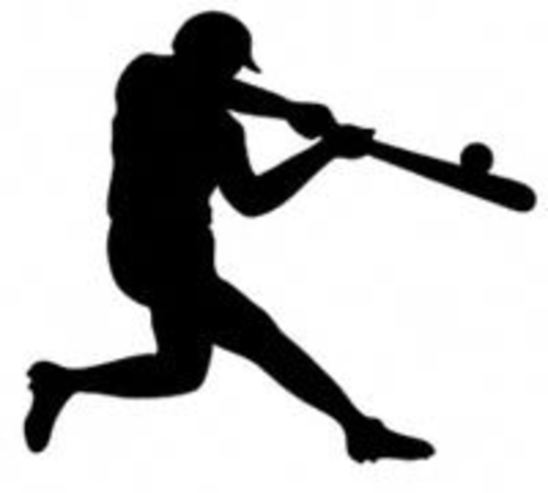 Baseball Silhouette - ClipArt Best