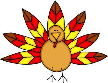 31+ Cute Thanksgiving Pictures Clip Art
