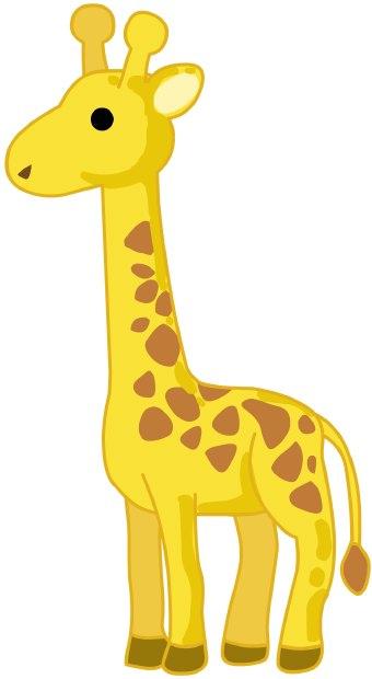 free clipart of giraffe - photo #6