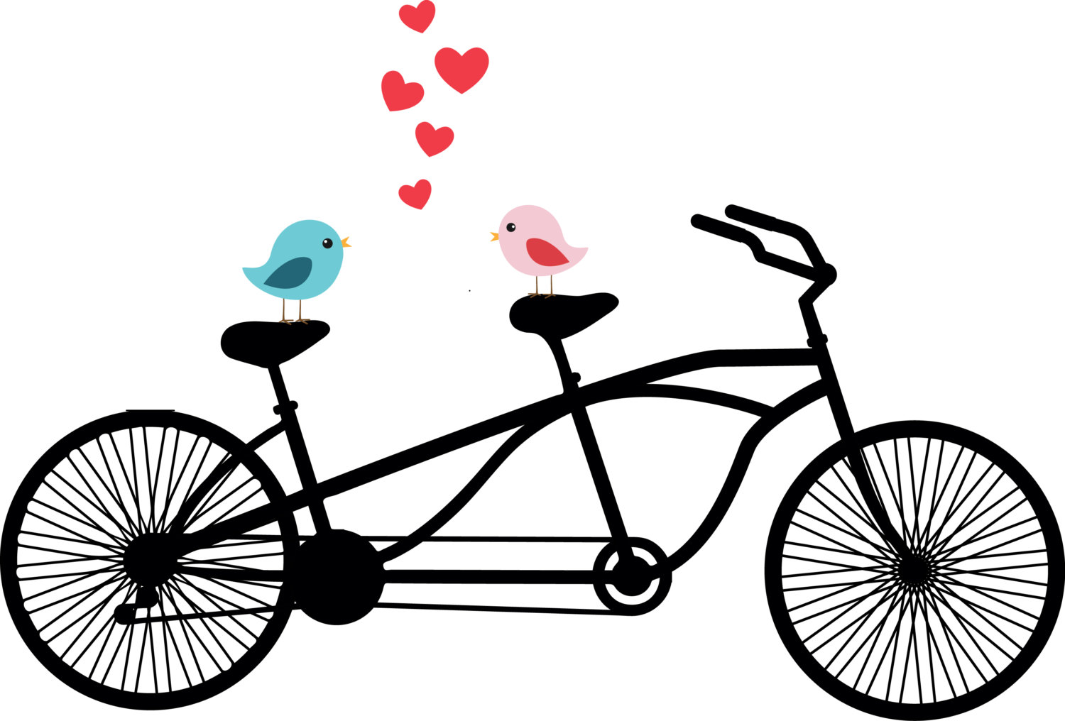 Bicycle With Basket Clip Art Freebdpd9