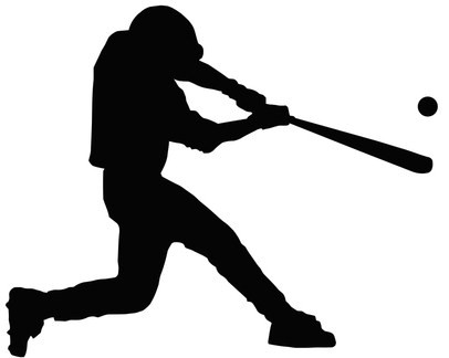baseball player silhouette relocation tips clipart best clipart best Crossed Bats Vector Crossed Bats Vector