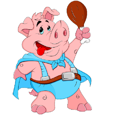 Funny Pigs Cartoon - ClipArt Best