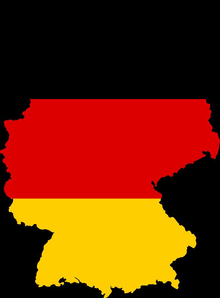 German Flag Clip Art