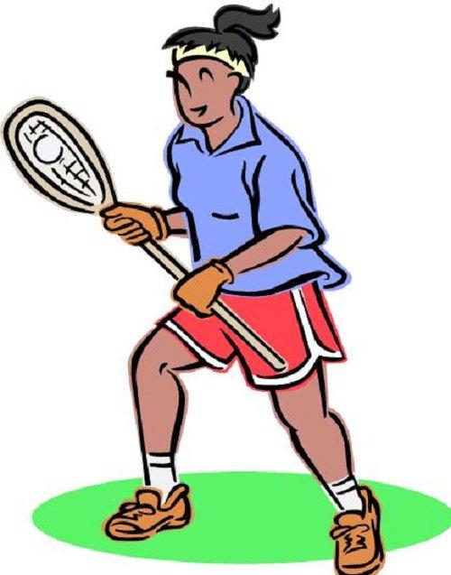 Cartoons Of Kids Playing Lacrosse