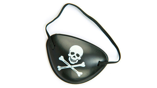 Pirate Eye Patch Png - ClipArt Best