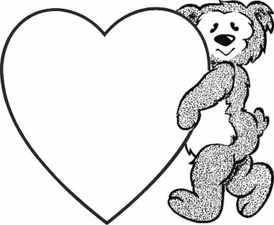 heart coloring pages to print out - facts free printable heart coloring pages reading heart