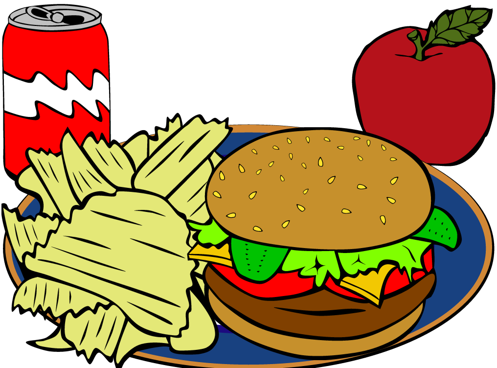 food and drinks clipart best