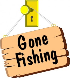 Gone fishing sign clip art clipart best for Gone fishing sign
