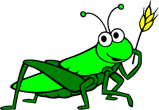 Grasshopper Clipart - ClipArt Best