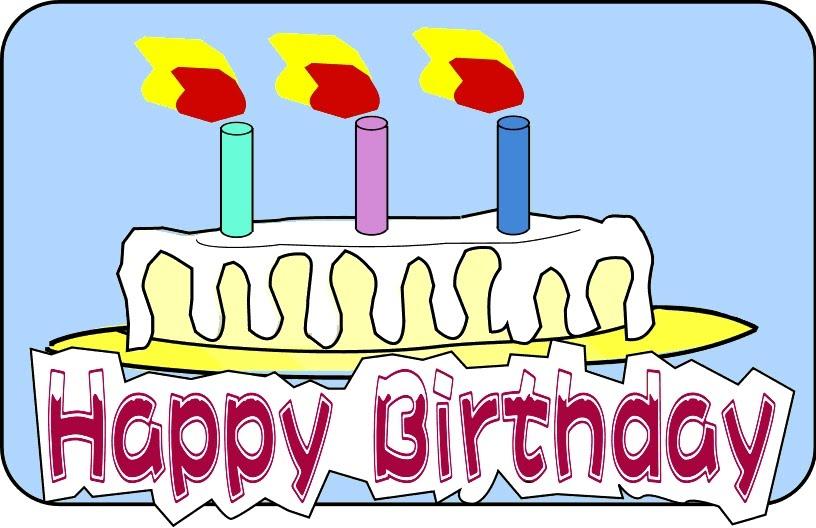 clip Adult birthday