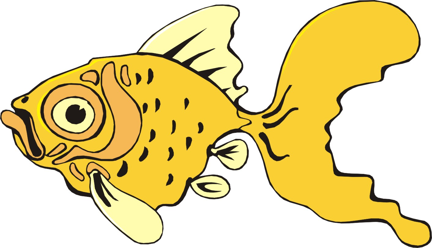 Cartoons fish clipart best for Cartoon fish pictures