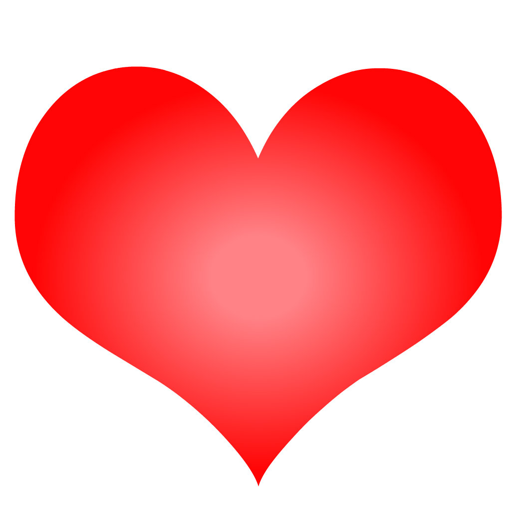 A Picture Of A Big Heart - ClipArt Best