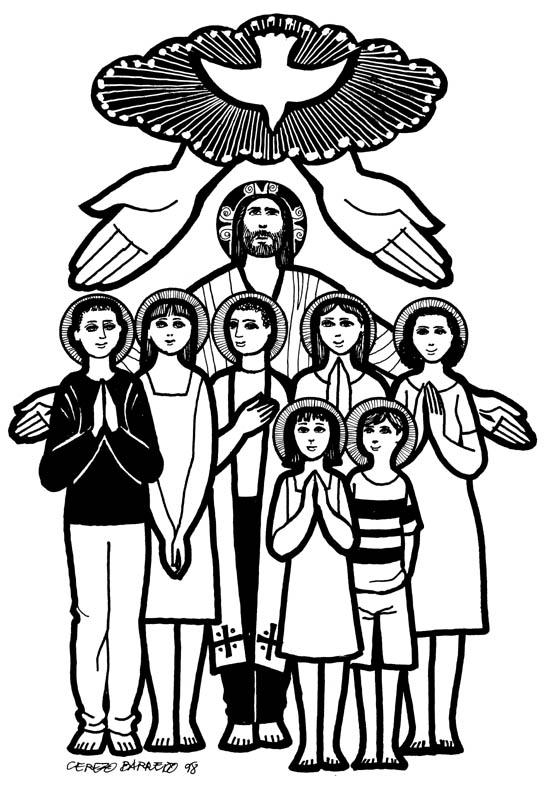 holy family clipart - photo #41