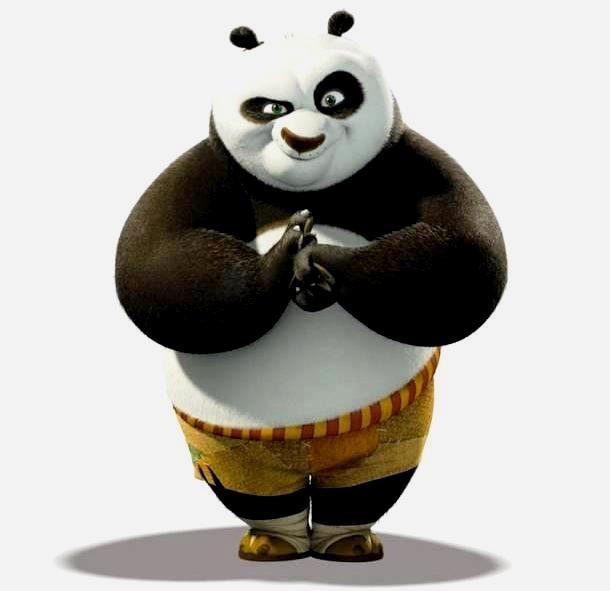 Gambar Kartun Kung Fu Panda (Gambar 4)