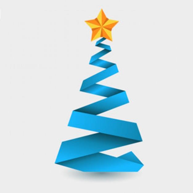 Christmas Tree Vector - ClipArt Best