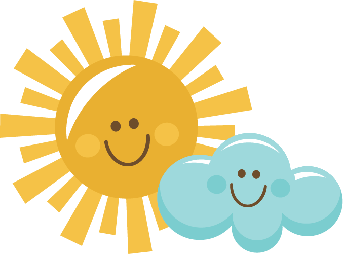 Pics Photos - Sun And Clouds Clip Art Sun With Sunglasses Illustration ...