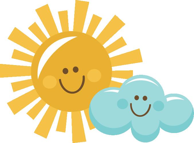 Pics Photos - Sun And Clouds Clip Art Sun With Sunglasses Illustration ...