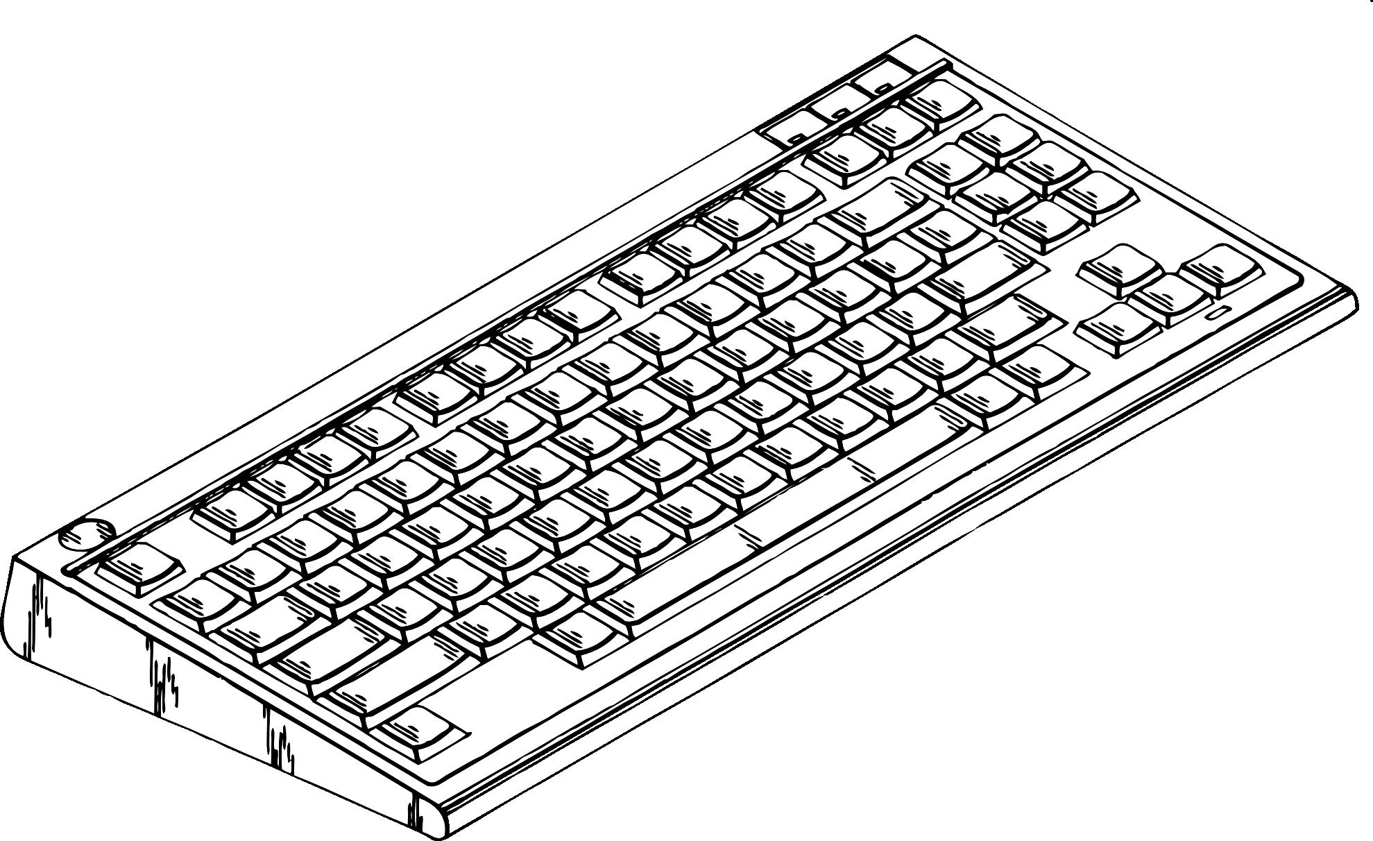 Clip Art Keyboard Clip Art keyboard clip art clipart best tumundografico