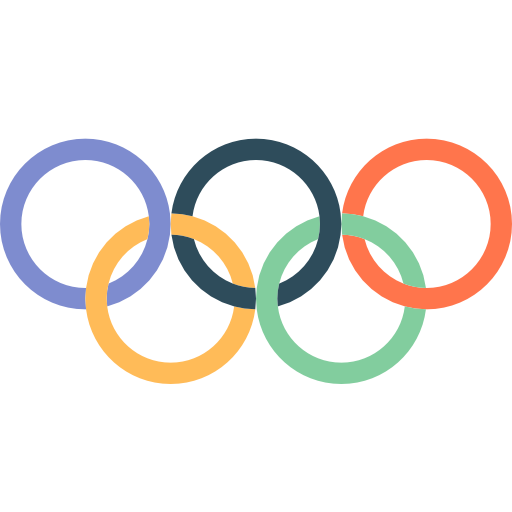 Olympic Rings Icon - Free Download at Icons8